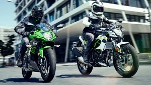 Intermot 2018: Kawasaki Ninja 125 & Z125 Unveiled