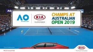 Kia Motors Announces Australian Open Ballkids Program In India