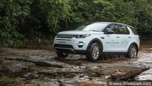 Land Rover Off-Roading Experience — Above & Beyond Almost Any Terrain!