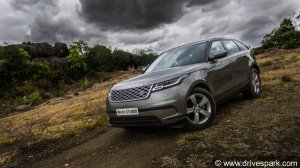 Range Rover Velar P250 Petrol Review — Just The Right Ounce Of SUV Formula