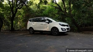 Mahindra Marazzo Road Test Review — The MPV Which Does All?