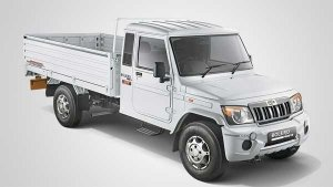 2019 Mahindra Bolero Pik-Up Launched In India At 6.66 Lakh — Offers The Best Load-Carrying Capacity