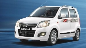 Maruti WagonR Limited Edition Launched In India — Gets New Features
