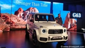 2018 Mercedes-AMG G63 Launched In India At Rs 2.19 Crore — The Most Aerodynamic G-Wagen Ever!