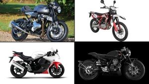 Kinetic Motoroyale Launches Seven New Bikes In India; Prices Start At Rs 3.37 Lakh