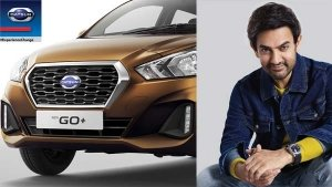 Bollywood Actor Aamir Khan Becomes Datsun India Brand Ambassador