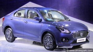 Maruti Dzire Becomes The Fastest & Best-Selling Car In India; Crosses 3 Lakh Sales In 17 Months