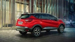 Renault Captur Introduced In Radiant Red Paint Scheme — To Rival The Upcoming Nissan Kicks
