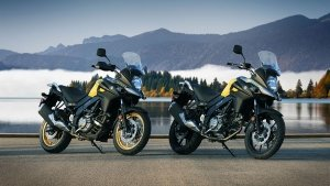 Suzuki V-Strom 650 XT Launched In India; Priced At Rs 7.46 Lakh
