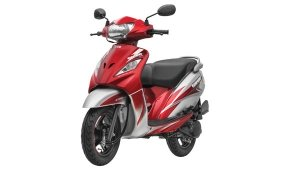 New 2018 TVS Wego Launched At Rs 53,027: Brings New Colours & Features