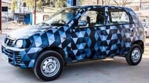Maruti Electric Car Models From E-Trio Automobiles: Electric Alto And WagonR