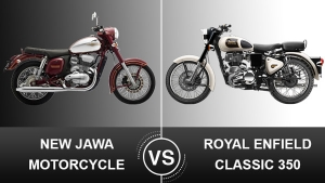 Jawa Vs Royal Enfield Classic 350 — What Should You Buy In The Classic 350cc Segment?