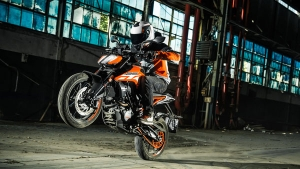 KTM 125 Duke Spotted Testing In India — Launch Soon