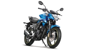 Suzuki Gixxer — A Sporty And Stylish Motorcycle For The Young Indian