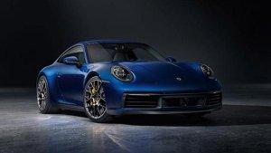 New Porsche 911 (992) Unveiled — Carrera S And Carrera 4S Model Showcased