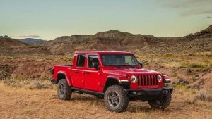 New Jeep Gladiator Unveiled — The Premium Pick-Up Truck India Deserves
