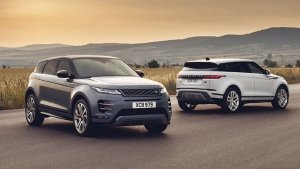 New Range Rover Evoque Unveiled — Or Is It A Dwarf Velar?