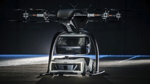 Audi Flying Taxi Concept — The Latest In Urban Mobility Solutions