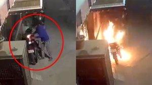 Drunk Man Burns 18 Vehicles In Delhi — Diwali Gone Wrong; Watch The Video