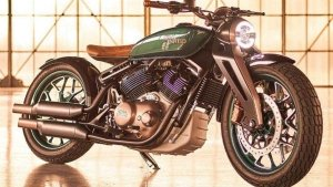 EICMA 2018: Royal Enfield Unveils 836cc KX Concept — The Best Throwback Ever?
