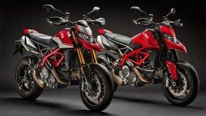 EICMA 2018: Ducati Hypermotard 950 & 950 SP Unveiled