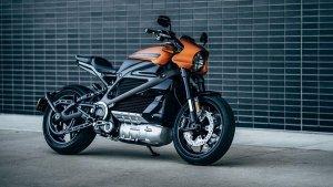 EICMA 2018: Harley-Davidson LiveWire Unveiled