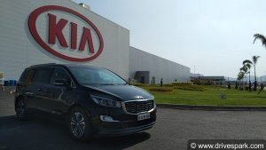 Kia Motors India Factory Visit — The Latest Entrant In The Indian Automobile Market
