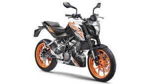 KTM Duke 125 Launched In India; Priced At Rs 1.18 Lakh