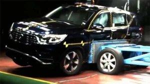 Mahindra Alturas G4 Global NCAP & K-NCAP Crash Test Results Revealed — Gets A Five-Star Rating