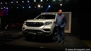 Mahindra Alturas G4 Launched In India; Prices Start At Rs 26.95 Lakh