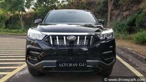 Mahindra Alturas G4 Launch Highlights: Launched At Rs 26.95 Lakh
