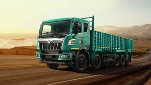 Mahindra Launches Blazo X Range Of Trucks In India