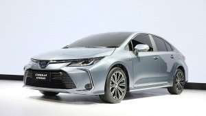 New India-Bound Toyota Corolla unveiled — To Rival The Skoda Octavia