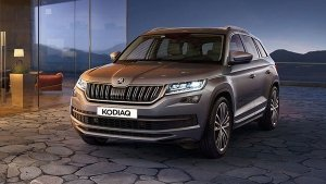 Skoda Kodiaq Laurin & Klement Variant Launched In India; Priced At Rs 35.99 Lakh