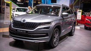 Skoda Kodiaq To Get A New Variant — Launch Next Month