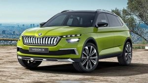 New Skoda SUV Confirmed For India — Skoda To Take Lead Of The 'India 2.0' Project From Volkswagen