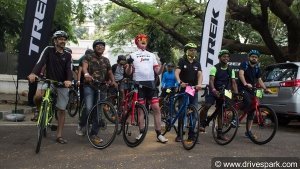 Trek Ride Camp Bangalore 2018 With Gary Fisher — The Perfect Weekend Drill For Ardent Cyclists