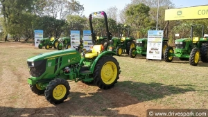 John Deere Celebrates 20th Anniversary In India; Launches 3028EN Specialty 28HP Tractor