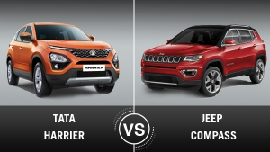 Tata Harrier Vs Jeep Compass — A Comparison Between The New, And The Proven Five-Seater SUVs