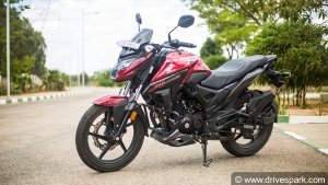 Honda X-Blade ABS Launched In India — Priced At Rs 87,776