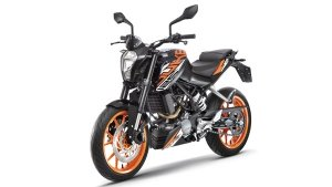KTM Duke 125 Sales Going Strong As We Await The KTM 390 Adventure To Launch!