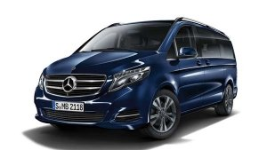 Mercedes-Benz V-Class Van To Launch In India On January 24th
