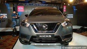 New Nissan Kicks SUV Spied Testing Ahead Of Launch — To Rival The Hyundai Creta