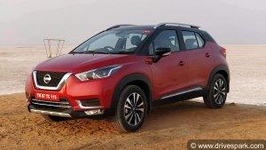 Nissan Kicks Interiors Revealed — It Even Gets A 360 Camera!
