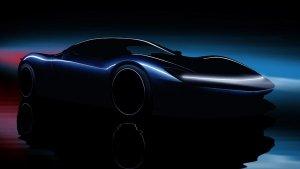 Pininfarina Battista Teased: Mahindra-Owned Pininfarina Teases All-Electric Hypercar Battista
