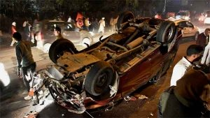 Road Accident Survey Of India By WHO Reveals An Annual Death Rate Of 1.5 Lakh People