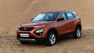 Tata Harrier Review And Test Drive — The New Direction For Tata Motors