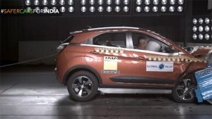 Tata Nexon Crash Test (Global NCAP) — Five Stars And Officially Becomes The Safest Car In India!