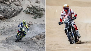 2019 Dakar Rally Stage 3 Results — Sherco TVS Racing And Hero MotoSports Inch Forward