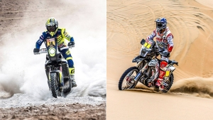 2019 Dakar Rally Stage 5 Results — CS Santosh From Hero MotoSports Crashes And Retires